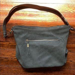Grey Steve Madden bag